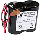 BatteryGuy 3V 3500mAh Lithium Replacement Battery for Fedco BR-CCF2TH - Primary (Non-Rechargeable)