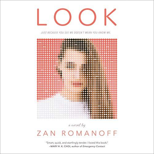 Look audiobook cover art
