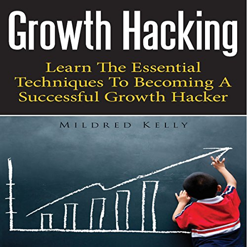 Growth Hacking audiobook cover art