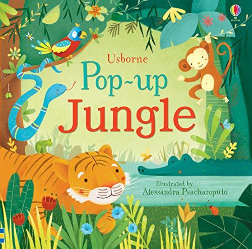 Pop-Up Jungle (Pop ups)