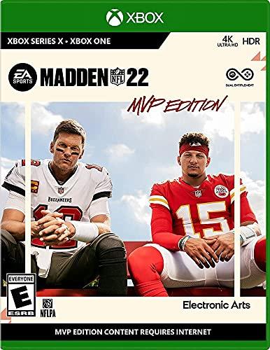 Madden NFL 22 MVP Edition - Xbox One & Xbox Series X