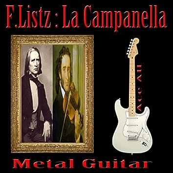 La campanella (Electric Guitar Version)