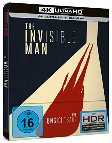Der Unsichtbare Limitiertes Steelbook [Blu-ray]