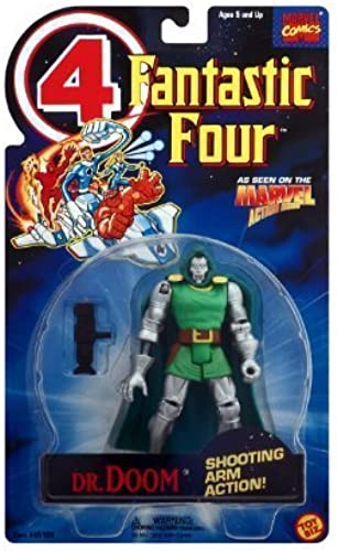 Fantastic 4 Animated Series Dr. Doom by Toy Biz