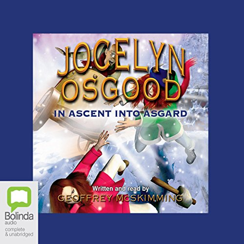 Couverture de Jocelyn Osgood in Ascent into Asgard