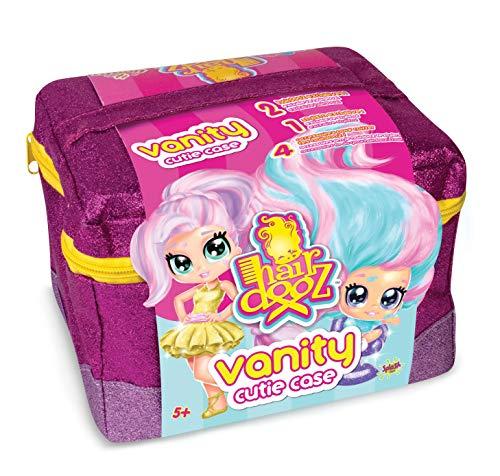 Splash Toys- Hairdooz Coiffure-Vanity à Ouvrir pour découvrir Les Surprises, 30174, Rose