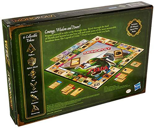 Monopoly: La Légende Zelda (Legend of Zelda) édition de collection - 2