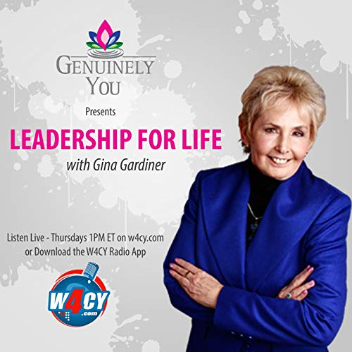 LEADERSHIP FOR LIFE Podcast By Talk 4 Radio cover art