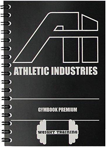Trainingstagebuch GYMBOOK PREMIUM für das Krafttraining