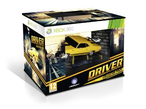 Driver San Francisco - Collector Pack [Importación italiana]