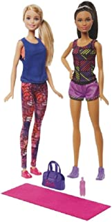 2016 Barbie and Christie Exercise Fun Exclusive