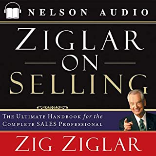 Ziglar on Selling cover art