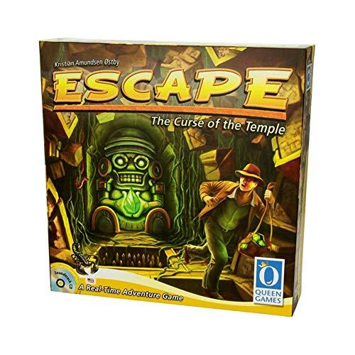 GWLTV Casual Juego de Mesa -Escape Inglés Familia de un Jugador