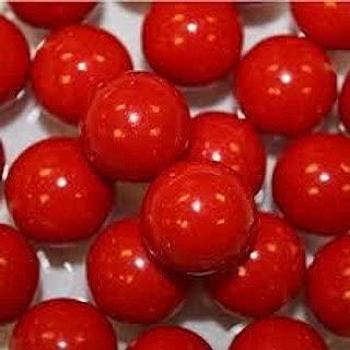 Red Hot Cinnamon Jawbreakers Candy Balls 1 Lb - 80 Pcs