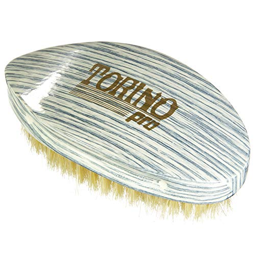 Torino Pro Wave Brushes by Brush king #69- Medium Pointy Curve Palm...