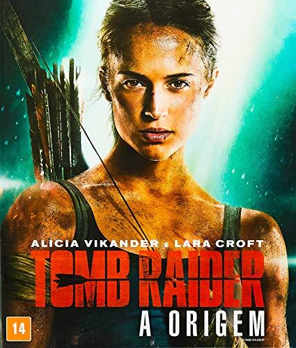 Tomb Raider A Origem Blu Ray