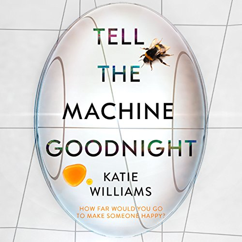 Tell the Machine Goodnight Titelbild