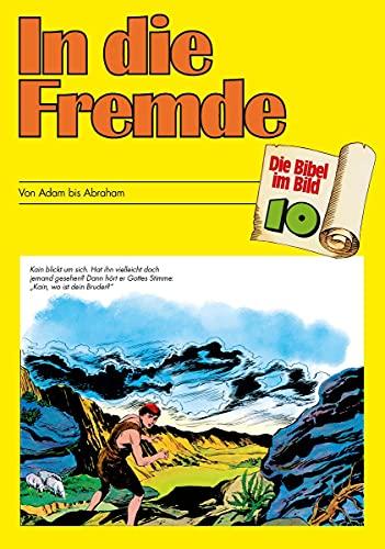 In die Fremde: Von Adam bis Abraham (Die Bibel im Bild / Biblische Geschichten im Abenteuercomic-Stil)