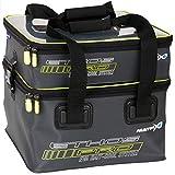 Fox Matrix Ethos Pro EVA Cool & Bait System - Ködertasche zum Friedfischangeln, Tackletasche, Kühltasche für Angelköder, Tasche