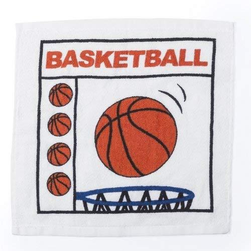 Toalla Toallita 30x 30cm diseño de baloncesto fútbol tenis o golf