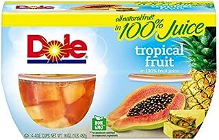 Best dole tropical fruit salad Reviews