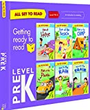All set to Read- Level Pre-K- Introduction to Reading- READERS- 6 books in