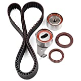 ECCPP Timing Belt Kit Fit 86-01 Toyota Celica Camry Solara RAV4 2.0L 2.2L 3SFE 5SFE