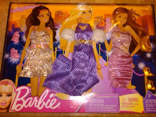 Mattel V2640 Tenues de mode Barbie