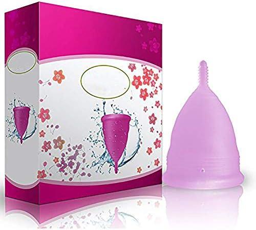 Copa Menstrual de período Reutilizable Cómodo, Tazas de ...