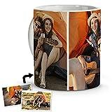 LolaPix Tazas Personalizadas con Foto. Tazas Personalizadas. Tazas Desayuno Originales. Taza de cerá...
