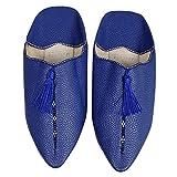 Babouche en cuir : confortable, esthétique et durable