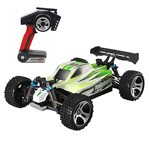 12shage A959B RC Truck mit 2,4 GHz bis 70 km/h 1:18 Buggy ferngesteuertes Buggy Racing Auto