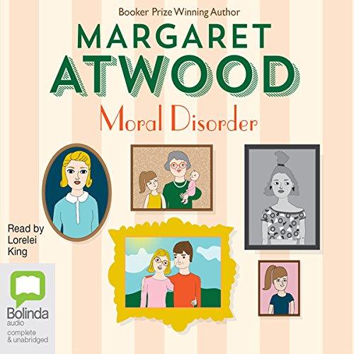 Moral Disorder audiobook cover art