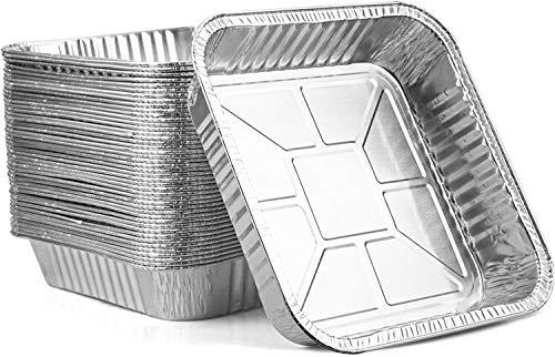 Moldes Repostería Cuadrado Aluminio Marca Bekith