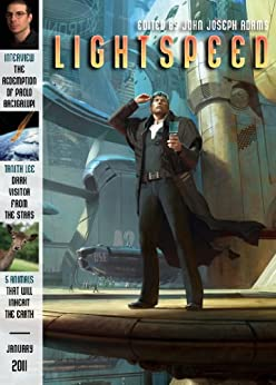 Lightspeed Magazine, January 2011 by [Orson Scott Card, Tanith Lee, John Joseph Adams, Susan Palwick, Corey Mariani, Lightspeed Magazine]