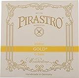Pirastro Gold Saitensatz 4/4 Geige/Violine Darm E-Saite Stahl mittel
