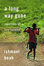 By Ishmael Beah Long Way Gone Memoirs of a Boy Soldier (Reprint) [Paperback]