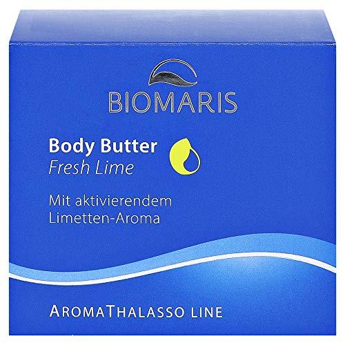 BIOMARIS body butter fresh lime 200 ml Creme