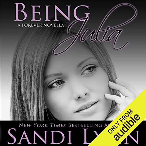 Being Julia audiobook cover art