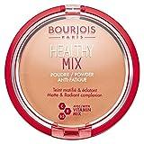 Bourjois Healthy Mix Powder Polvos Tono 04 Hâlé clair/ Light bronze - 11gr.