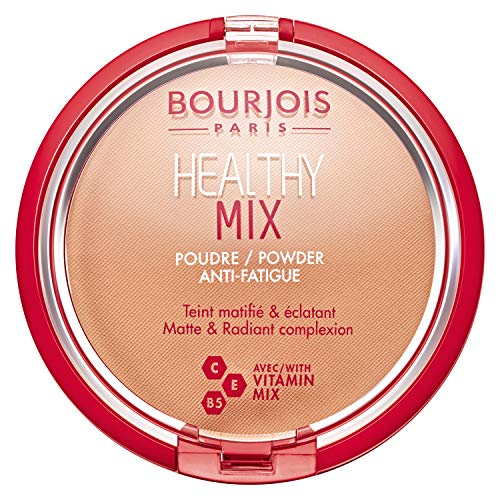 Bourjois Healthy Mix Powder Polvos Tono 04 Hâlé
