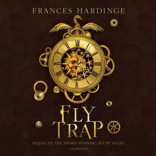 Fly Trap audiobook cover art