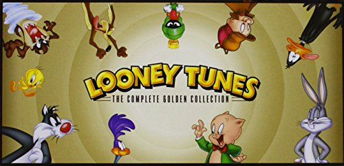 Looney Tunes: Golden Collection - Vol. 1-6 [24 DVDs]
