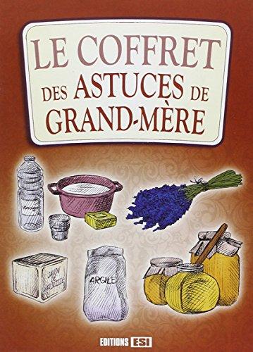 Le coffret des astuces de grand-mère en 3 volumes
