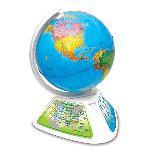 Oregon Scientific Smart Globe Discovery SG268...
