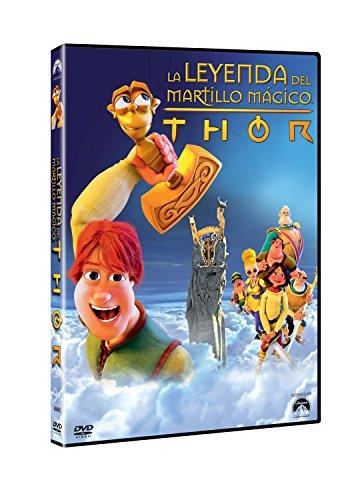 La Leyenda Del Martillo Mágico: Thor DVD