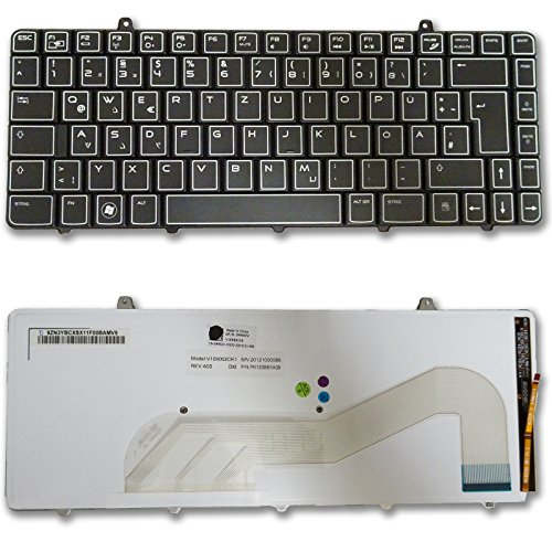 Toetsenbord voor DELL Alienware M11X R1 M11X-R1 met achtergrondverlichting toetsenbord
