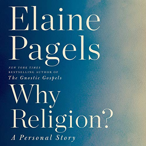 Why Religion? audiobook cover art