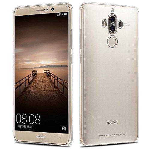 Repou Huawei Mate 9 Busta Huawei Mate 9 Casi Trasparente TPU UltraSlim Case Cover