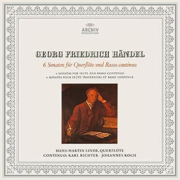 Handel: Flute Sonatas